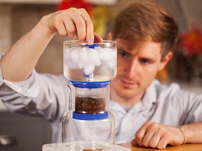 美国bruer冰滴咖啡壶中国总代